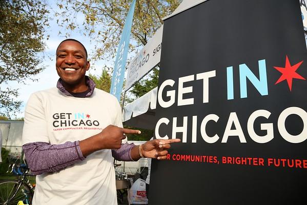 JP Morgan Corporate Challenge— Chicago